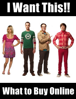 Big Bang Theory Wall Decals