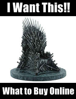 Game of Thrones Replica Iron Throne
